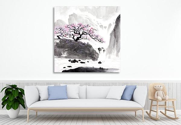 Blossom Tree Canvas Art Prints