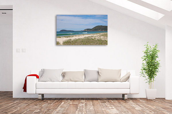 Booti National Park Art Print Seven Mile Beach Photo Artwork
