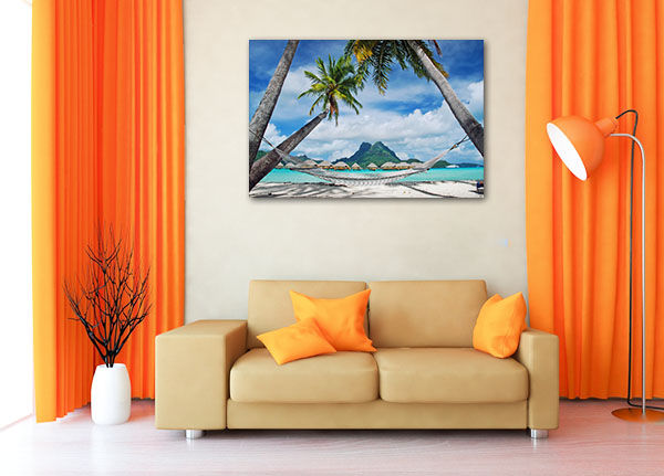 Bora Bora Wall Artwork