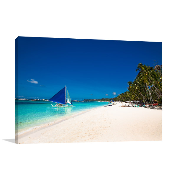 Boracay Island Picture Art