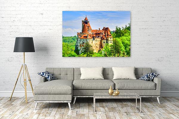 Bran Castle Print Photo