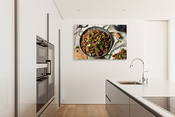 Bulgogi Wall Art Photo Print