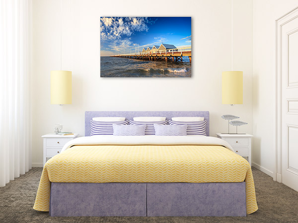 Busselton Jetty Wall Print WA Photo Art