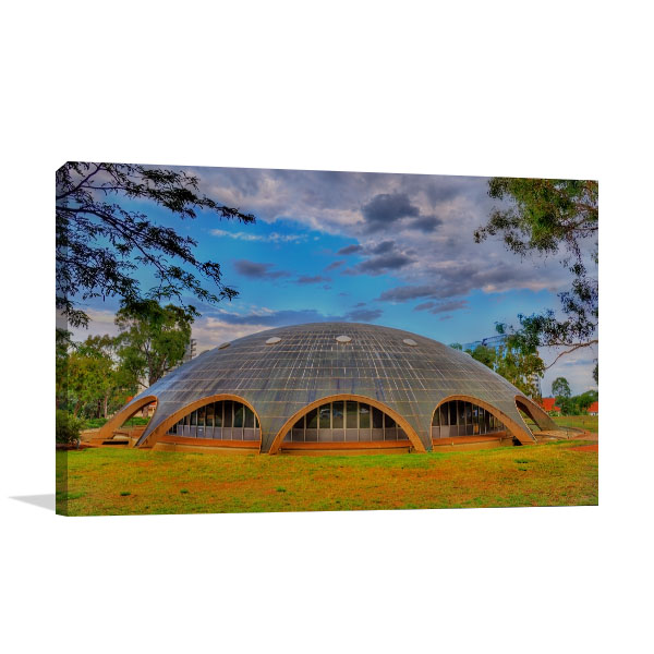 Canberra Art Print Australian Academy of Science Artwork Picture