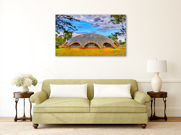 Canberra Art Print Australian Academy of Science Wall Picture