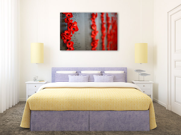 Canberra Canvas Print Australian War Memorial Artwork Picture
