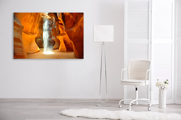 Canyon Art Print Antelope Wall Photo