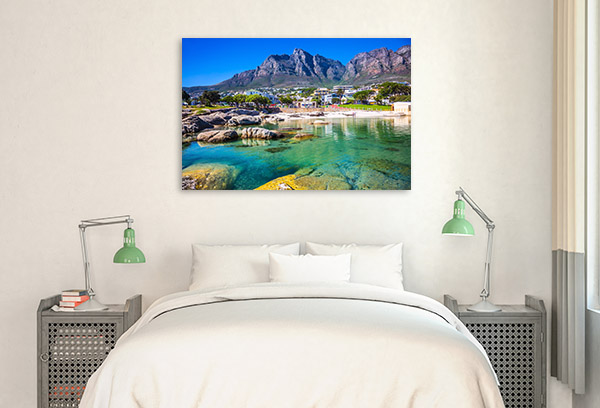Cape Town Panorama Wall Art Photo Print