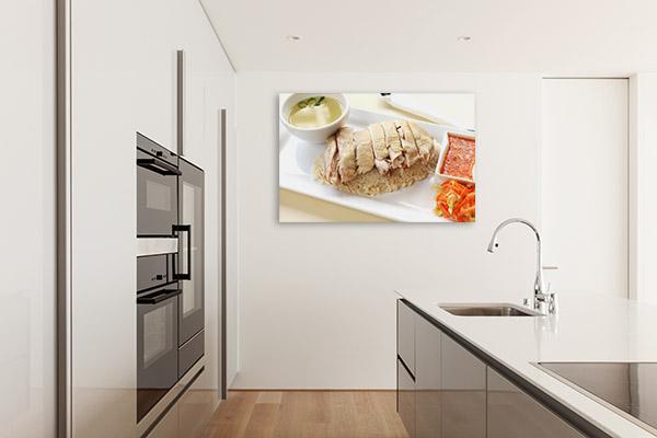 Chicken Rice Artwork Picture