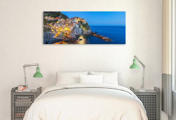 Cinque Terre Wall Art Print