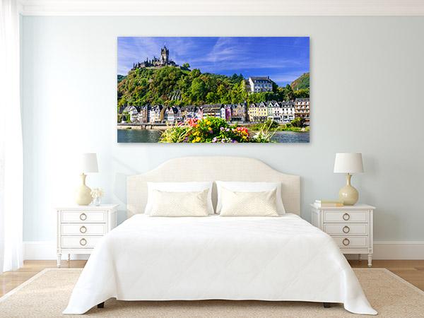 Cochem Germany Print Artwork