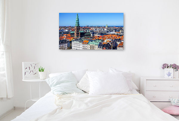 Copenhagen Art Print View Picture Artwork