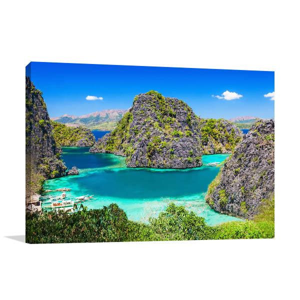 Coron Palawan Picture Print