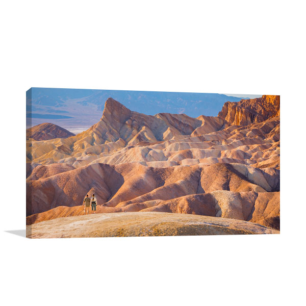 Death Valley Art Print National Park Artwork Picture