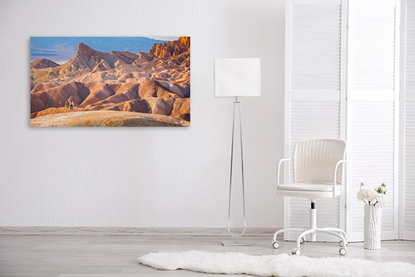 Death Valley Art Print National Park Wall Artwork