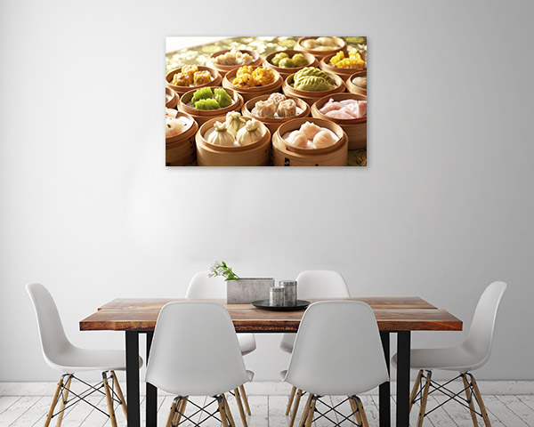 Dimsum Art Print Assorted Picture Wall