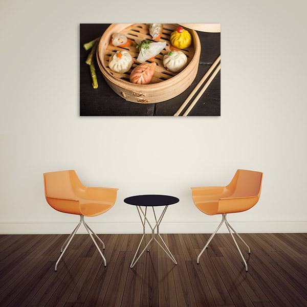 Dimsum Canvas Art Wall Artwork