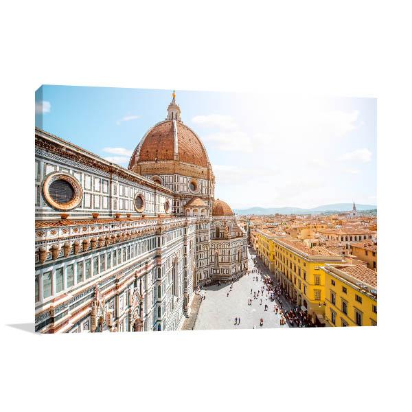 Duomo Florence Canvas Art Prints