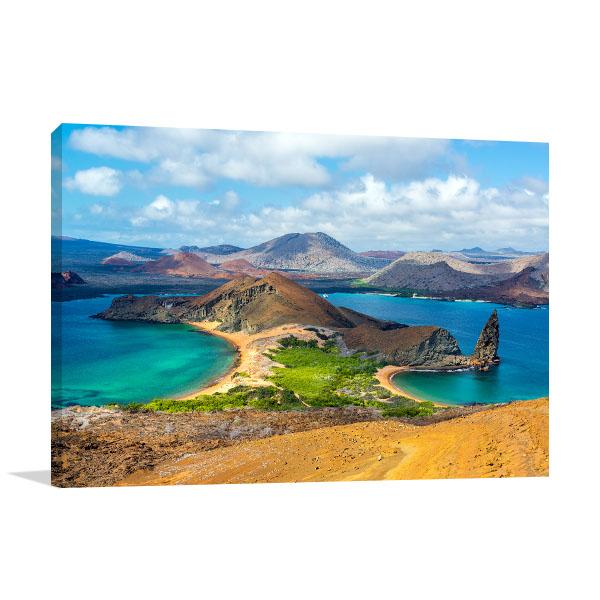 Ecuador Art Print Galapagos Photo Artwork