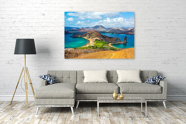 Ecuador Art Print Galapagos Artwork Photo
