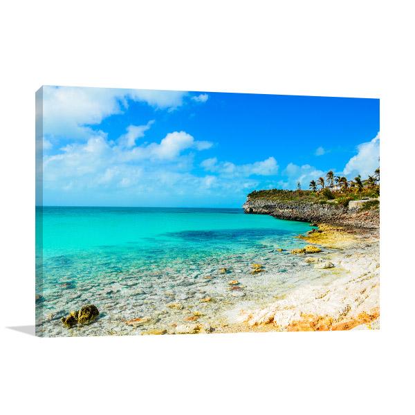 Eleuthera Bahamas Canvas Prints