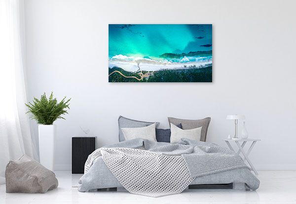 Esperance Wall Art Print View From Sky Photo Wall Arts