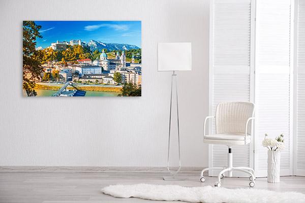 Hohensalzburg Castle Picture Print