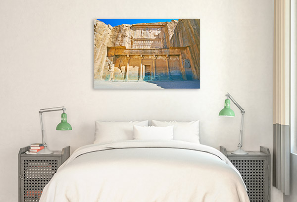 Iran Art Print Persepolis Photo Wall
