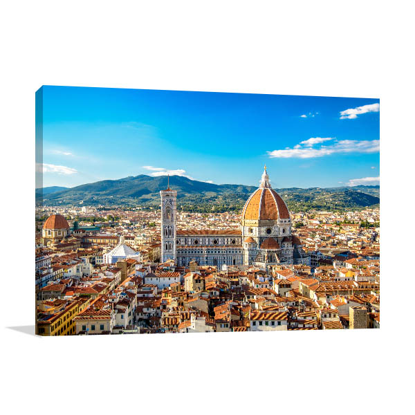Italy Art Print Florence Wall Artwork