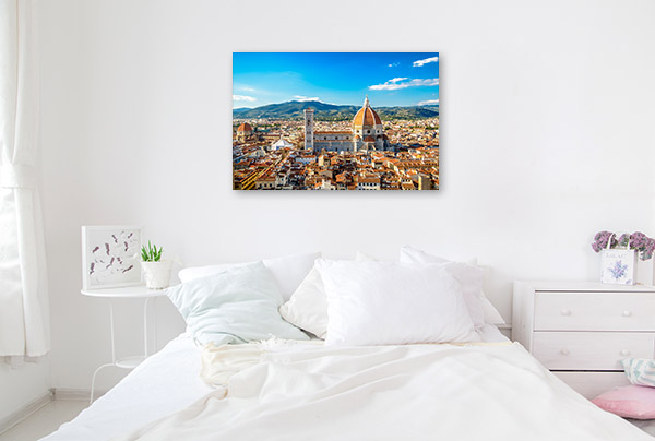 Italy Art Print Florence Wall Picture