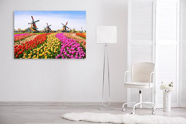 Keukenhof Canvas Art