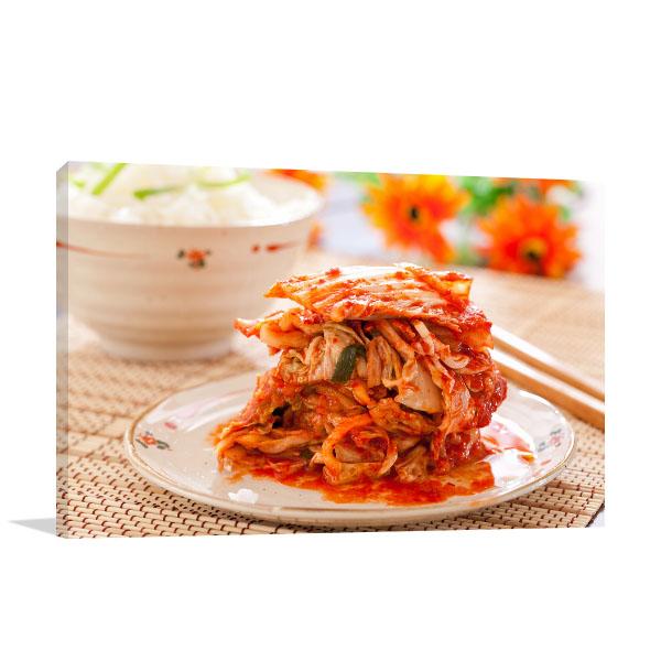 Kimchi Wall Picture Decor