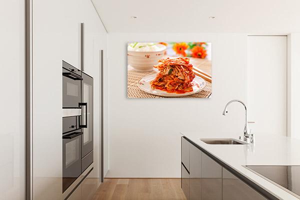 Kimchi Art Picture Design
