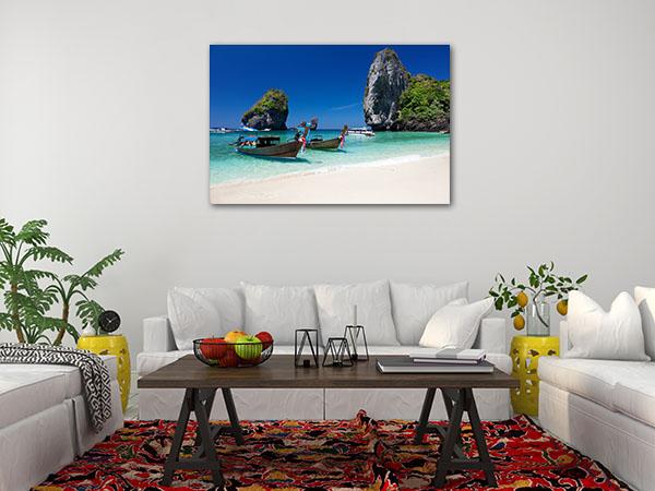 Ko Phi Phi Canvas Artwork