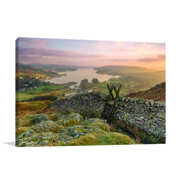 Lake District Photo Print