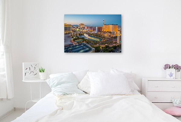Las Vegas Wall Art Photo Print