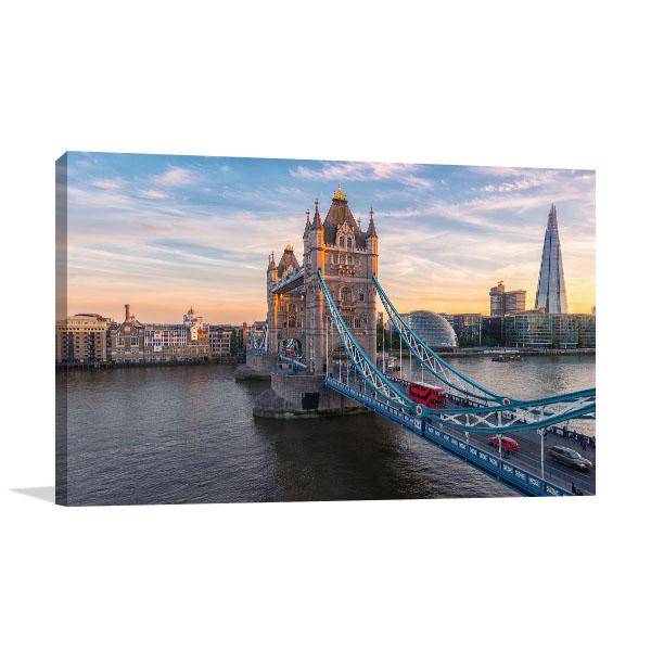 London Art Print Tower Bridge Photo Wall