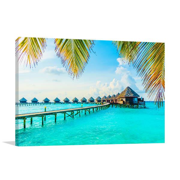Maldives Print Artwork