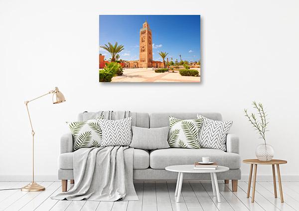 Marrakesh Print Photo Art