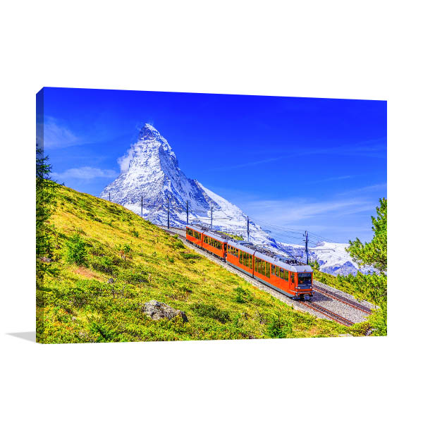 Matterhorn Prints Canvas
