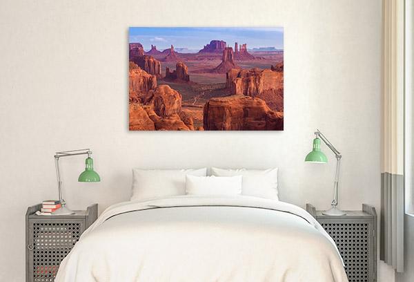 Monument Valley Canvas Art