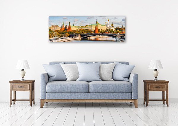 Moscow Art Print Russia Picture Artwork