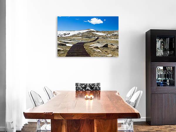 Mount Kosciuszko Art Print NSW Wall Art Print