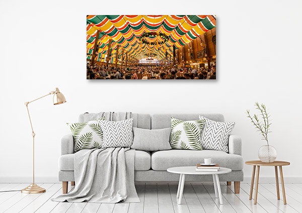 Munich Art Print Oktoberfest Picture Wall