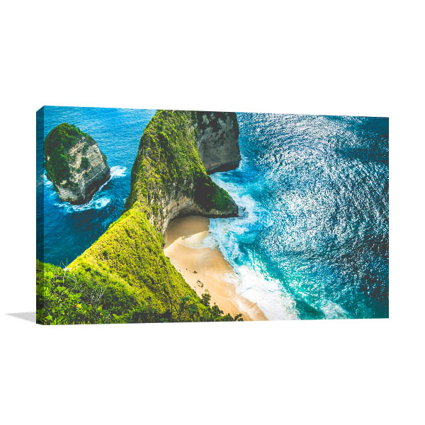Nusa Penida Bali Artwork Photo