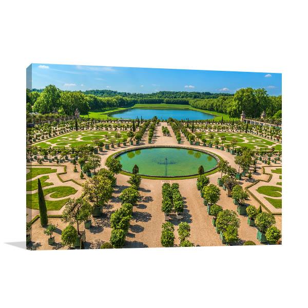 Orangerie Versailles Print Artwork