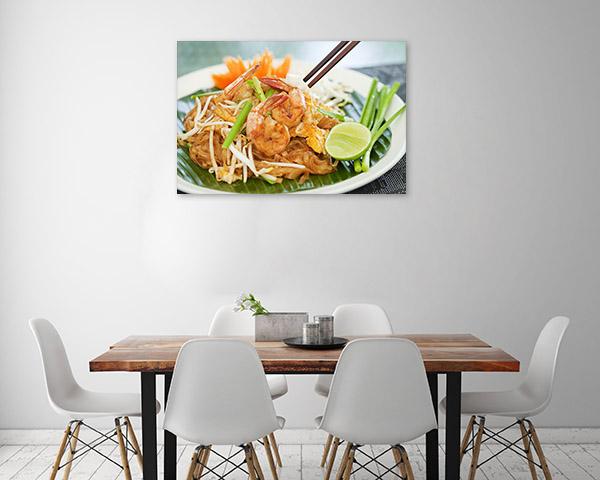 Pad Thai Canvas Wall