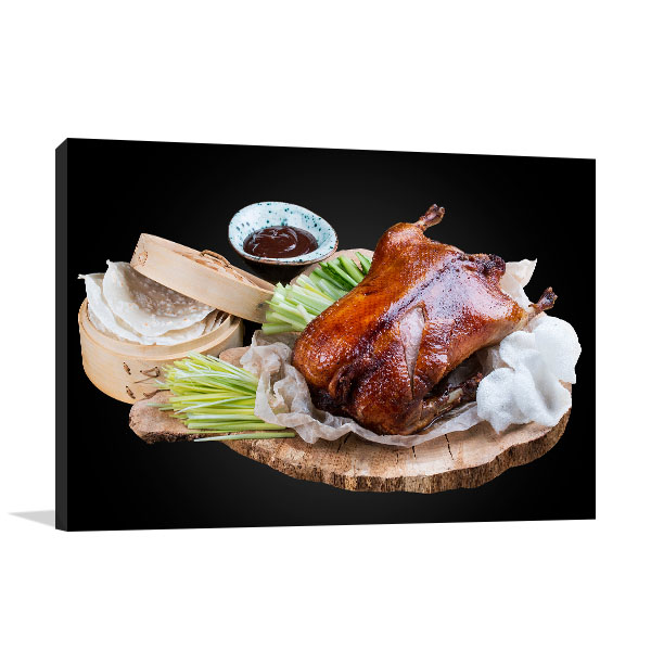 Peking Duck Art Print Whole Canvas Artwork