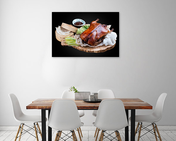 Peking Duck Art Print Whole Artwork