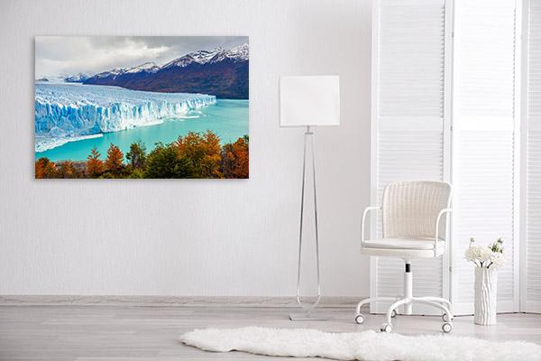 Perito Moreno Glacier Canvas Art